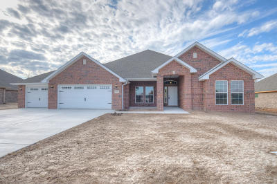 Jasper County Single Family Home For Sale: 810 Blackthorn Drive