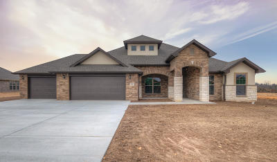 Jasper County Single Family Home For Sale: 806 Blackthorn Drive