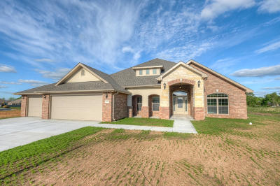 Jasper County Single Family Home For Sale: 811 Blackthorn Drive