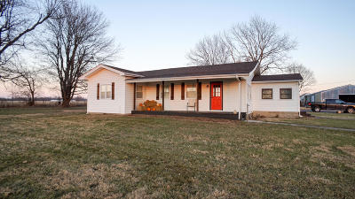 Webb City MO Single Family Home For Sale: $169,000