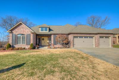Joplin MO Single Family Home For Sale: $379,900