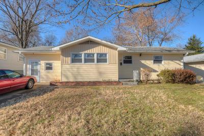 Webb City MO Single Family Home For Sale: $82,500