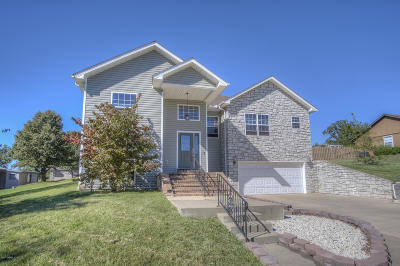 Joplin MO Single Family Home For Sale: $242,900