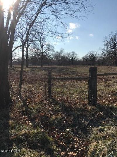 Joplin MO Residential Lots & Land For Sale: $11,500