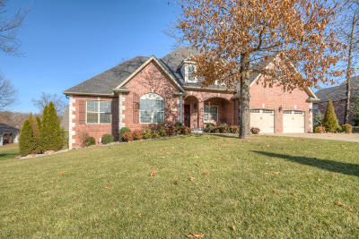 Jasper County Single Family Home For Sale: 2813 Clear Water Court