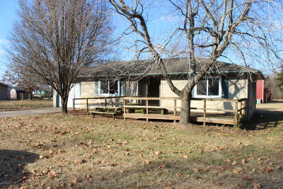 Granby MO Single Family Home For Sale: $29,600