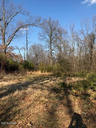 Joplin MO Residential Lots & Land For Sale: $15,500