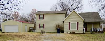 Alba MO Single Family Home For Sale: $84,900