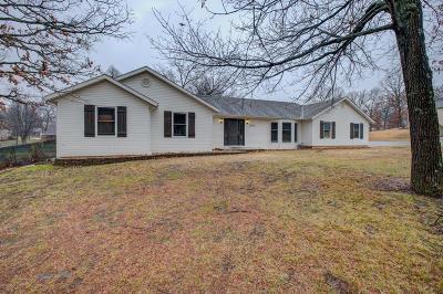 Joplin MO Single Family Home For Sale: $169,900