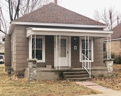 Joplin MO Single Family Home For Sale: $35,000