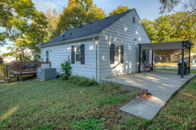 Carthage MO Single Family Home For Sale: $69,900