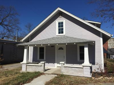 Newton County Single Family Home For Sale: 707 Ottawa Street