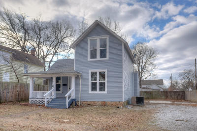 Carthage MO Single Family Home For Sale: $94,900