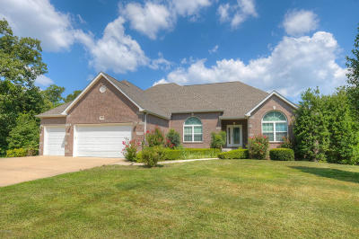 Newton County Single Family Home For Sale: 3619 Notting Hill Drive
