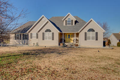 Jasper County Single Family Home Active With Contingencies: 9473 County Lane 191