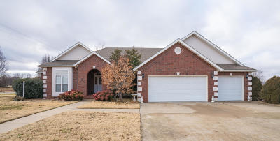 Jasper County Single Family Home For Sale: 1624 Lakeview Drive