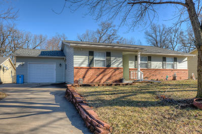 Jasper County Single Family Home For Sale: 227 N Ozark Avenue