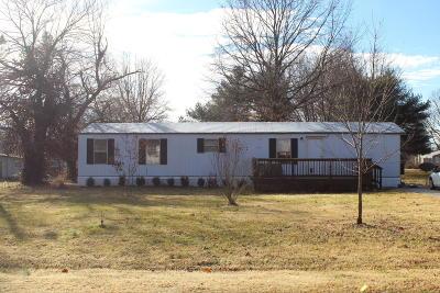 Newton County Single Family Home For Sale: 116 E Montgomery