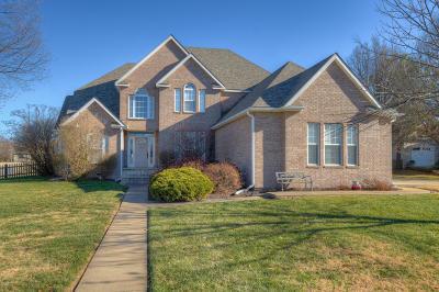 Jasper County Single Family Home For Sale: 113 N Windwood