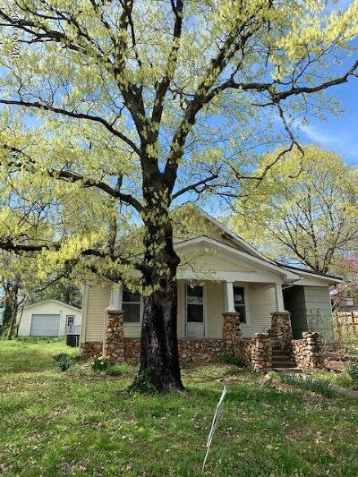 McDonald County Single Family Home For Sale: 201 S School Street