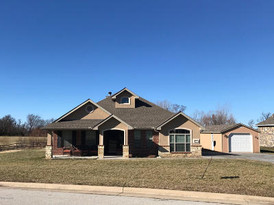 Jasper County Single Family Home For Sale: 1540 Estella Way