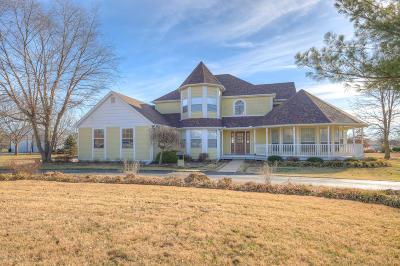 Jasper County Single Family Home For Sale: 2012 W Loveland Drive