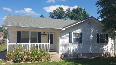 Newton County Single Family Home For Sale: 1607 Cherry Street