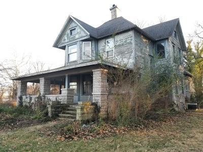 Newton County Single Family Home For Sale: 1216 Center Street