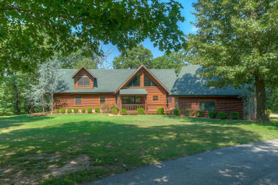 Newton County Single Family Home For Sale: 7864 Timber Ridge Drive