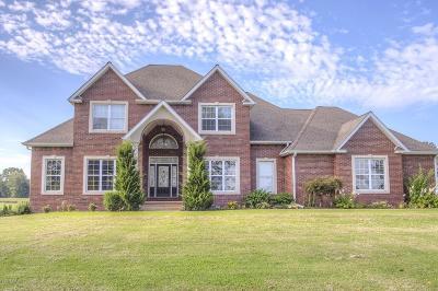 Jasper County Single Family Home For Sale: 17552 Apple
