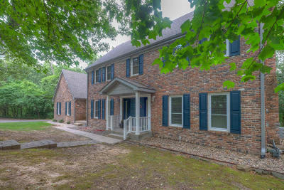 Newton County Single Family Home For Sale: 3721 McClelland
