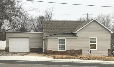Barry County, Barton County, Dade County, Greene County, Jasper County, Lawrence County, McDonald County, Newton County, Stone County Rental For Rent: 509 E 20th Street