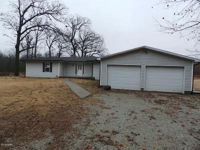 Single Family Home For Sale: 14750 County Lane 215