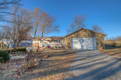Jasper County Single Family Home For Sale: 13185 Journey Road