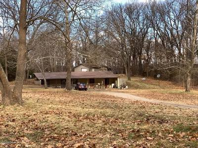 Single Family Home For Sale: 1249 Jesse James Road