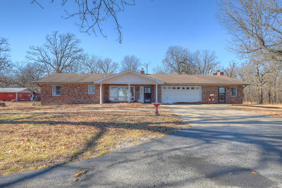 Single Family Home For Sale: 12448 Highway 59