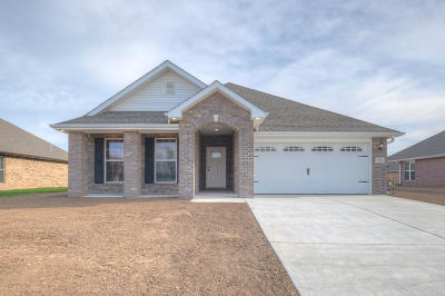 Webb City MO Single Family Home For Sale: $189,904