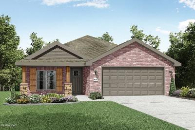 Webb City MO Single Family Home For Sale: $134,496