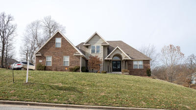 Carl Junction MO Single Family Home For Sale: $280,000