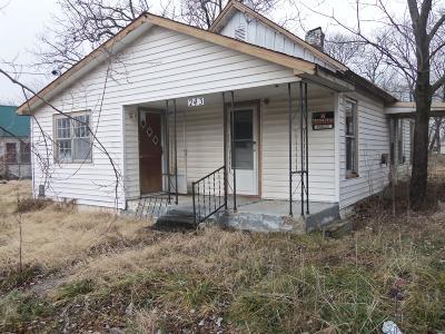 Barry County, Barton County, Dade County, Greene County, Jasper County, Lawrence County, McDonald County, Newton County, Stone County Single Family Home For Sale: Xx Greenfield Street