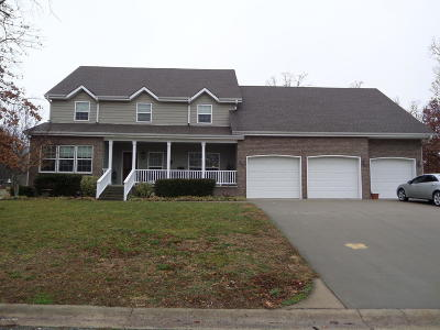 Jasper County Single Family Home For Sale: 707 Bunker Lane