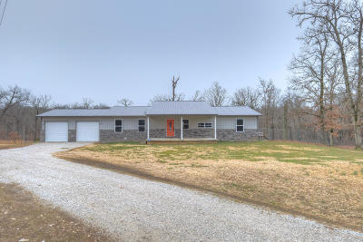 Newton County Single Family Home For Sale: 6461 Raven Road