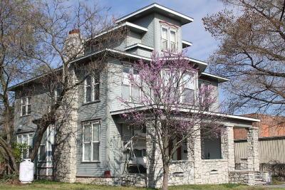 Barry County, Barton County, Dade County, Greene County, Jasper County, Lawrence County, McDonald County, Newton County, Stone County Single Family Home For Sale: 28 S Webb Avenue