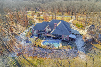 Newton County Single Family Home For Sale: 4527 Goldfinch Road