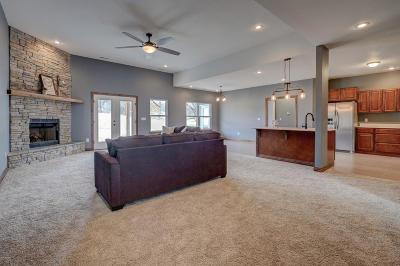 Jasper County Single Family Home For Sale: 821 Golf Road