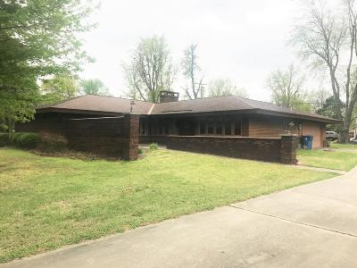 Jasper County Single Family Home For Sale: 25298 Tabor Main Road