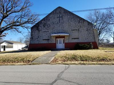 Jasper County Single Family Home For Sale: 108 N 11th Street