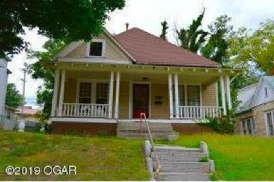 Jasper County Single Family Home For Sale: 222 N Joplin Avenue