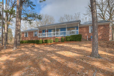 McDonald County Single Family Home For Sale: 701 Sunrise Hill Road