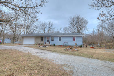 McDonald County Single Family Home For Sale: 546 Bunch Road